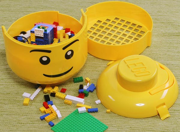 LEGO Sort and Store Storage Box