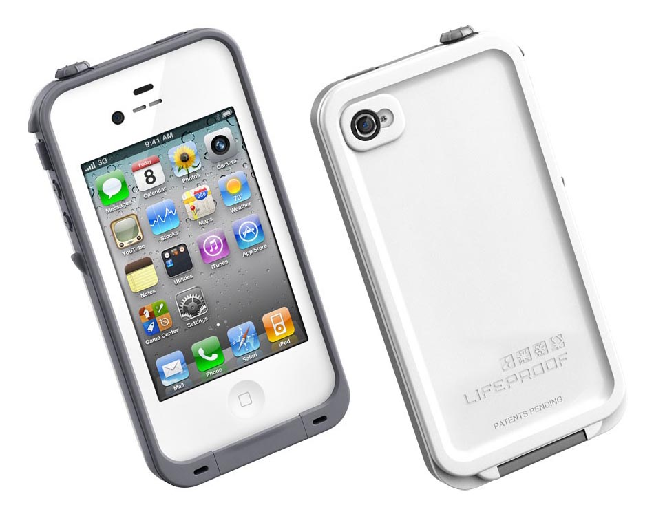 Iphone  Lifeproof Fre