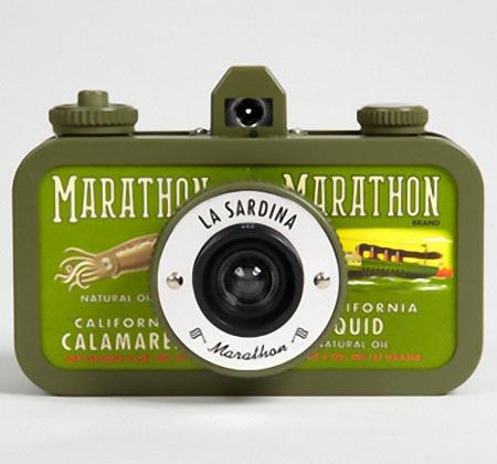 Lomography La Sardina Marathon 35mm Camera