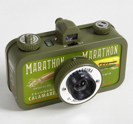 Lomography La Sardina Marathon 35mm Camera