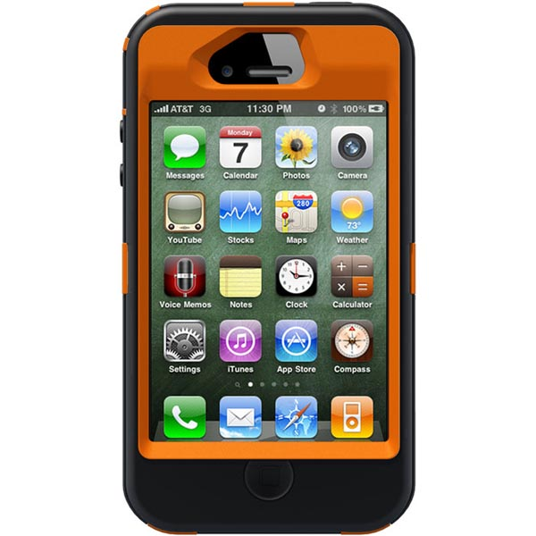 Iphone S Otterbox Defender Case