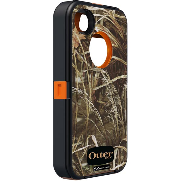 OtterBox Defender Series iPhone 4S case with Realtree Camo is