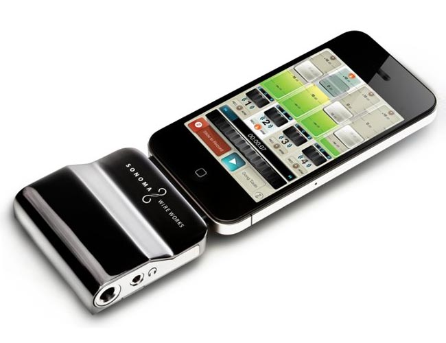 Record Your Own Songs with Sonoma GuitarJack Model 2 and iPhone