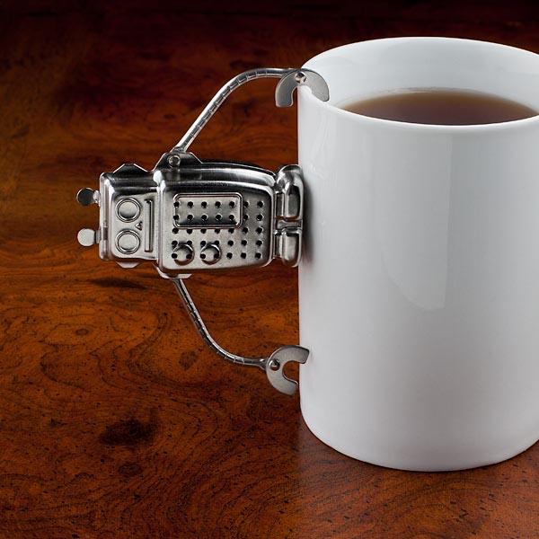 Robot Styled Tea Infuser