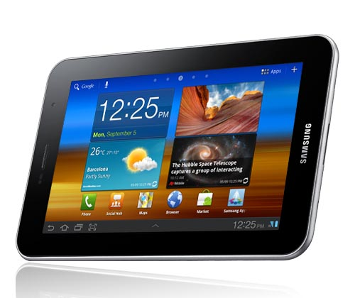 Samsung Galaxy Tab 7.0 Plus Android Tablet