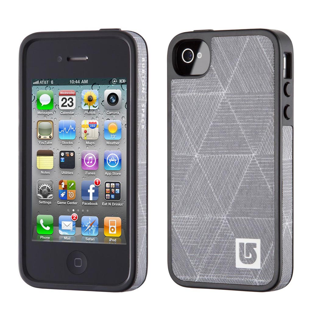speck fabshell burton iphone 4  4s case