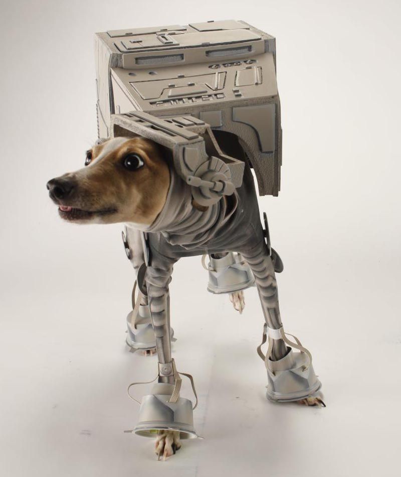 Star Wars AT-AT Dog Costume