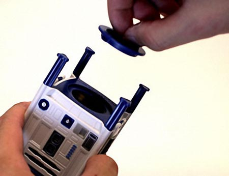 Star Wars R2-D2 Mailbox Money Bank