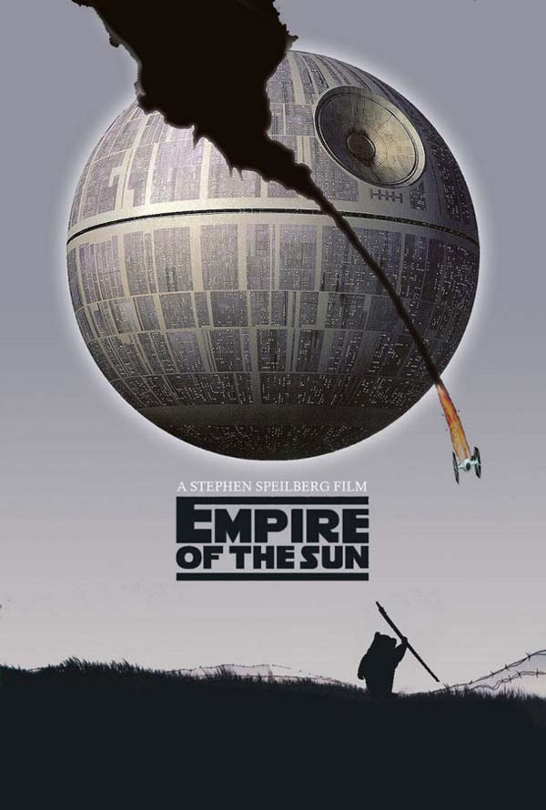 Star Wars Styled Movie Posters