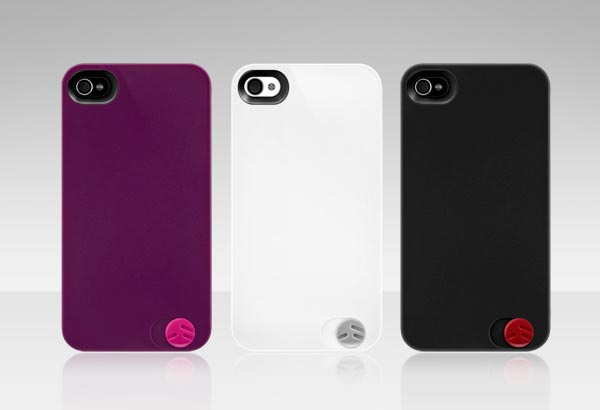 SwitchEasy Card iPhone 4S Case