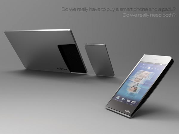 The Part: A Hybrid of Tablet and Smartphone