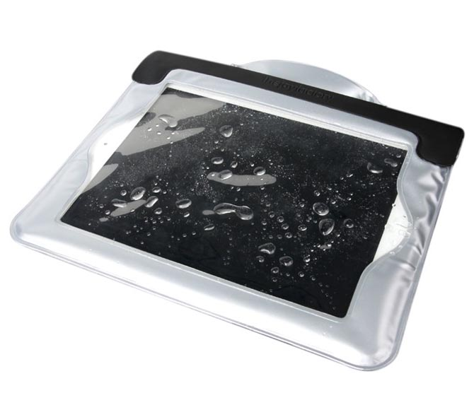 TheJoyFactory BubbleShield Pro Waterproof Case for iPad 2 and Other Tablets