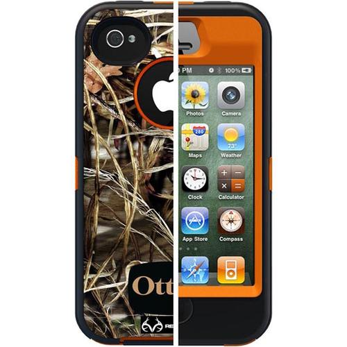 OtterBox Defender Series iPhone 4S Case with Realtree Camo ...