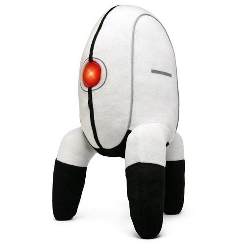 Portal 2 Portal Turret Plush Toy