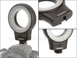 60-LED Ring Light for DSLR Camera