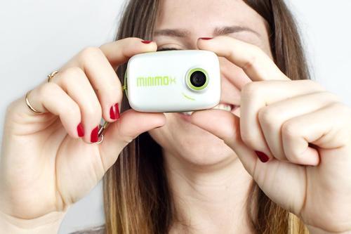 Double Exposure Digital Camera