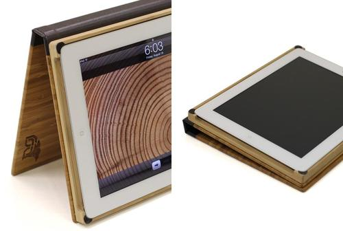 RootCases Eco-Friendly Wood iPad 2 Cases