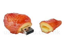 BBQ Food Themed USB Flash Drive