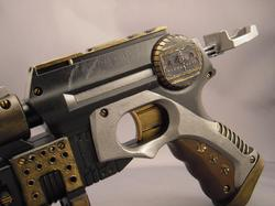 Steampunk Nerf N-Strike Nite Finder