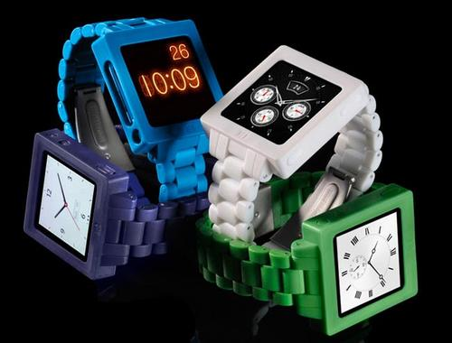 HEX ICON iPod Nano Watch Band