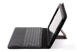 IPEVO Typi Folio iPad 2 Case with Bluetooth Keyboard