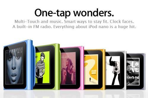 Apple Improved iPod Nano