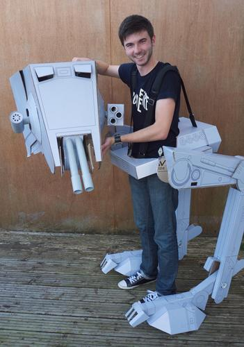 Star Wars AT-ST Costume