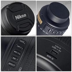 Nikon DSLR Lens Styled Portable Speaker