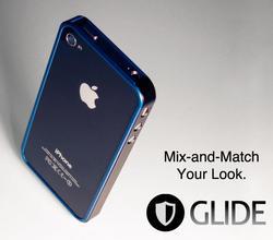 Glide Metal iPhone 4S Case
