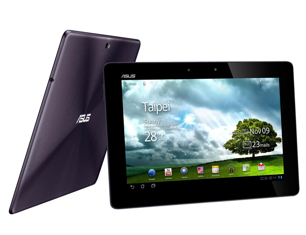 ASUS has announced its latest Android tablet : Asus Eee Pad