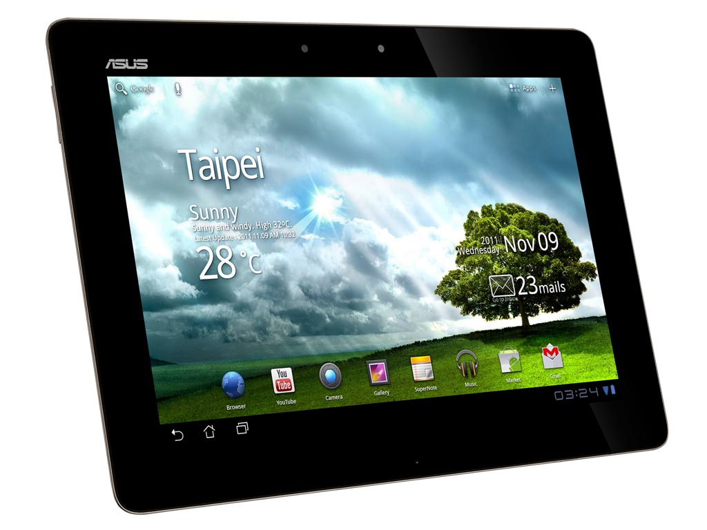 ASUS Eee Pad Transformer Prime Android Tablet