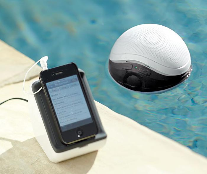 Audio Unlimited Poolpod Wireless Waterproof Speaker