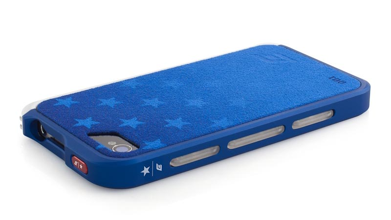 Element Case Vapor Comp Patriot iPhone 4 Case