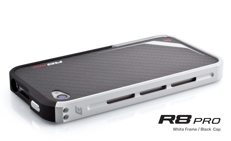 the best attitude 42845 b98c1 Element Case Vapor R8 Pro iPhone 4S Case | Gadgetsin