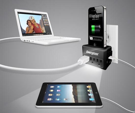 Energizer iSurge Travel Charging Station