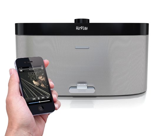 GEAR4 AirZone Series 1 AirPlay Stereo Speaker System
