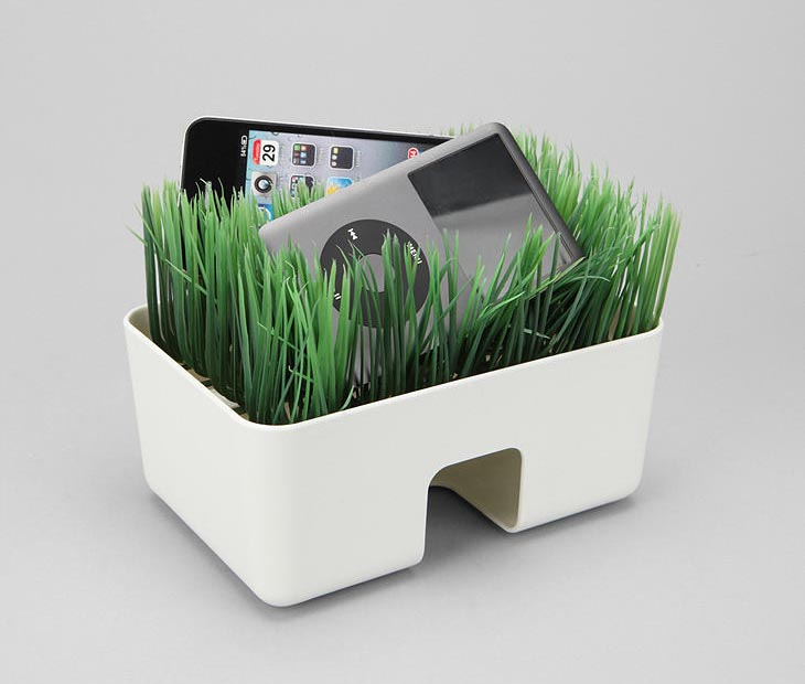 Grass Styled Charging Station