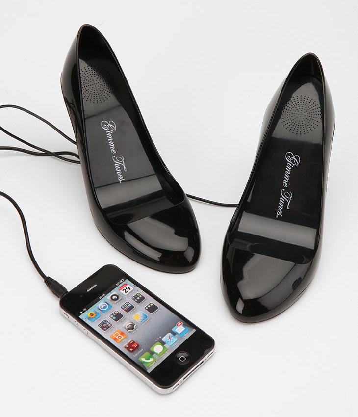 High Heel Portable Speaker System