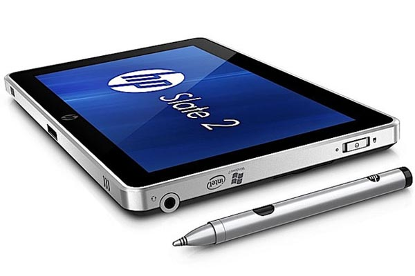 HP Slate 2 Windows 7 Tablet PC