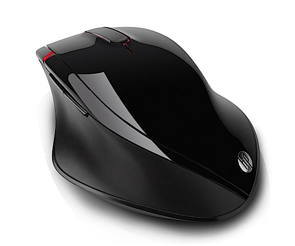 how to connect hp wireless mouse without usb