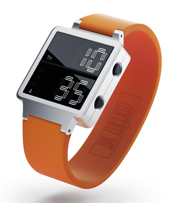 Integralus Digital Watch