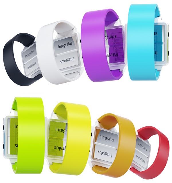 Integralus Digital Watch