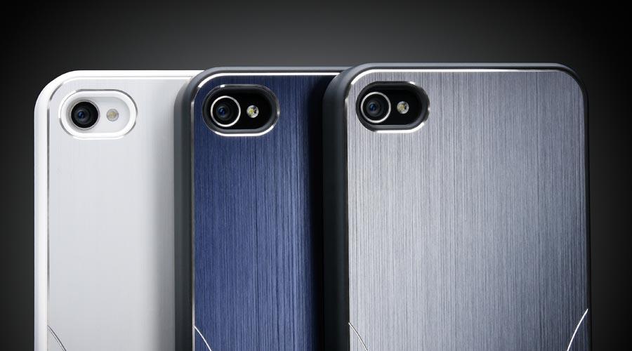 iSkin Aura iPhone 4S Case