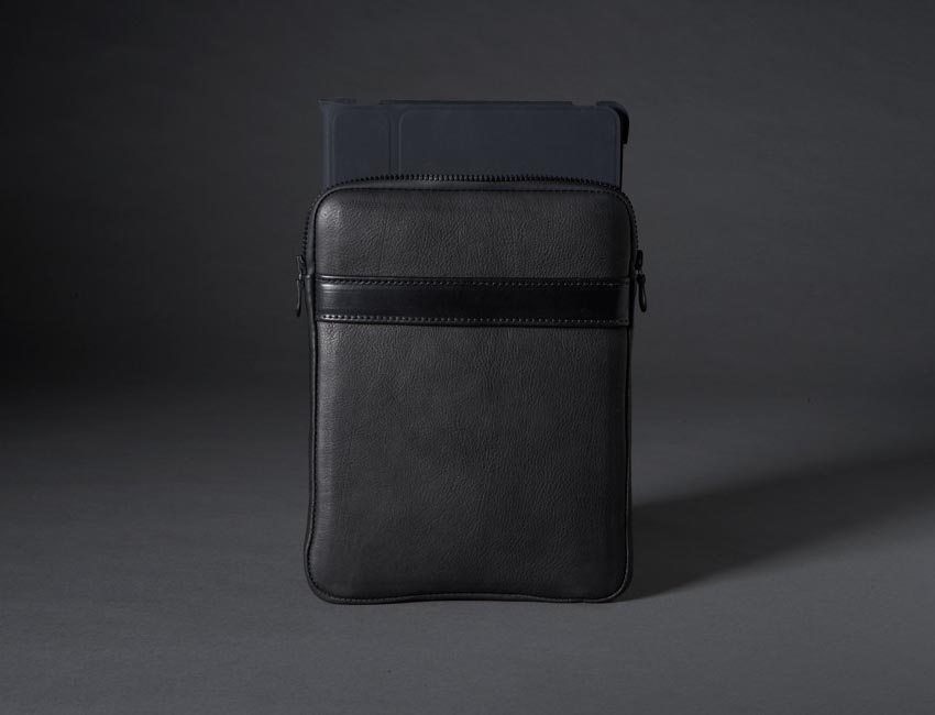 Killspencer Classic Leather iPad Bag
