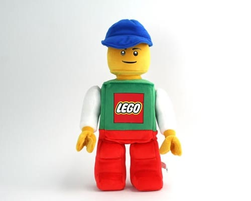 LEGO Minifigure Styled Plush Toy