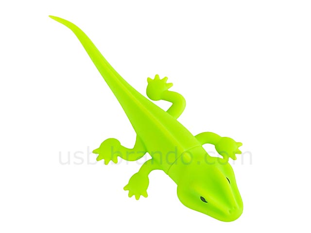 Lizard Shaped USB Flash Drive