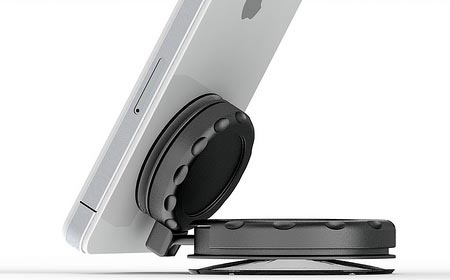 MobileMount Suction Mount for Smartphone and Tablet