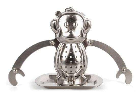 Monkey Shaped Tea Infuser