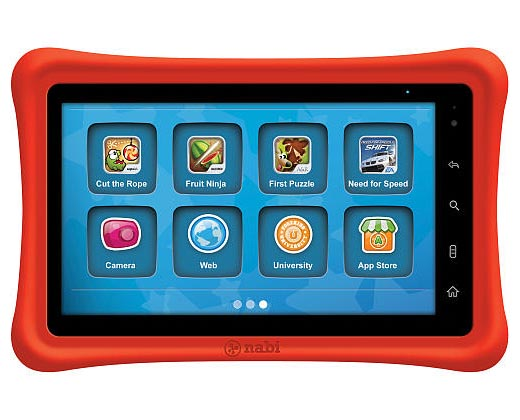 Nabi Android Tablet for Kids