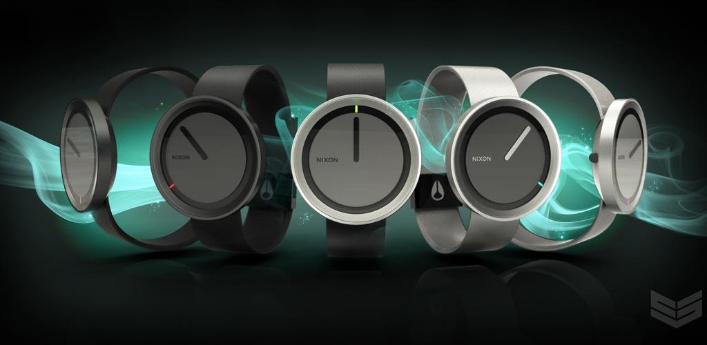 Nixon Minimalist Concept Watch